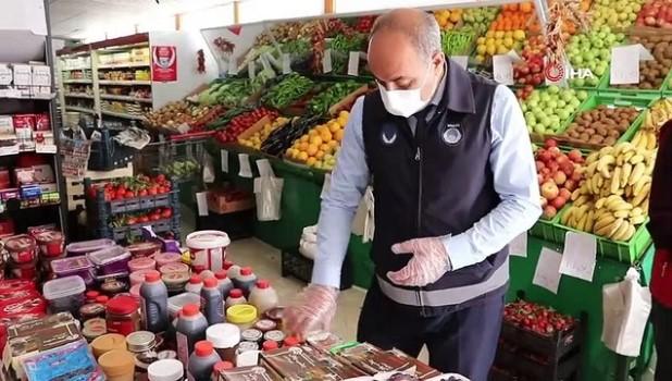 market -  Zabıtadan ramazan denetimleri