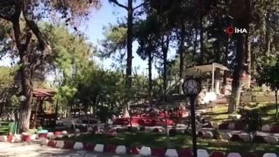 Akhisar Yaşlı Bakım ve Rehabilitasyon Merkezi karantinaya alındı