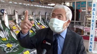 """uttu -  Balık satıcıları odası yönetim kurulu üyesi Balcı: """" Her balıktan balıkçının yüzü güldü"""""""