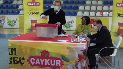 ÇAYKUR'daki kura çekimindeki hile iddialarına Türkiye Noterler Birliği'nden açıklama