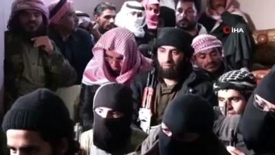 El Bab Bölgesi Eğitim sorumlusu düzeyindeki DEAŞ'lı tutuklandı