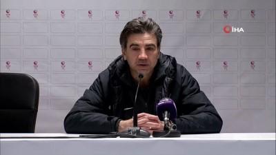 """Mehmet Ak: """"2 puan kaybettiğimiz için ciddi şekilde üzgünüz"""""""