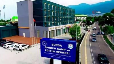 saglik hizmeti - Olimpiyat vizesini alan Bursalı sporcular belli oldu