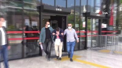 hirsiz -  Alanya'da hapis cezasıyla aranan hırsız yakalandı