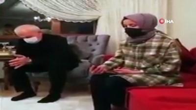 Bakan Fahrettin Koca ikna etti, anaokulu öğretmeni aşısını oldu