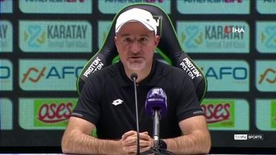 """Ersan Parlatan: """"İyi futbol oynamak için elimizden gelen her şeyi yaptık"""""""