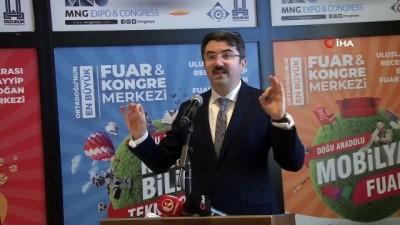 """Erzurum Valisi Memiş: """"Sayın valim çok ceza yazdınız diye kimse bana söylemde bulunmasın. Peşin peşin söylüyorum, hiç kimseye haksızlık etmeyeceğiz. Ben de kurallara uymazsam bende cezamı yiyeceğim"""""""