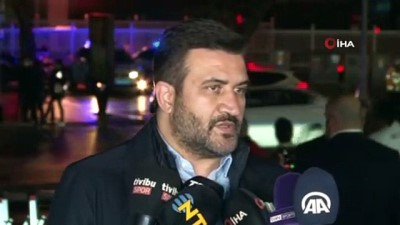"""Fatih Mert: """"Beşiktaş'tan bir puan almak mutluluk verici"""""""