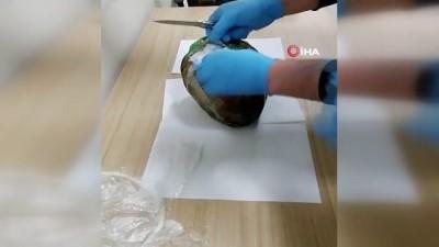 Kütahya'da 2 buçuk kilo kokain ele geçirildi