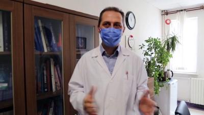 'Oruç tutmak kalp hastalarını olumlu etkiliyor'