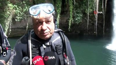 Prof. Gökoğlu: 'Düden'de balıklar tamamen ölmüş'