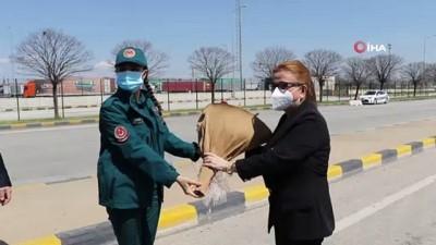 Ticaret Bakanı Pekcan Kapıkule'de