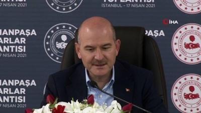 İçişleri Bakanı Süleyman Soylu: 'İstanbul özelinde ciddi bir deprem hazırlığı içerisindeyiz'