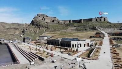 Kars Vadisi Projesi kentin çehresini değiştirecek
