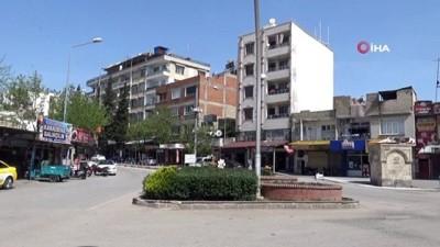 Kilis'te kısıtlama sessizliği