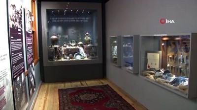 okul binasi -  Sille Müzesi, Sille'nin geçmişine ışık tutuyor