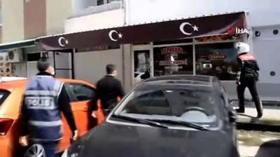 """uyusturucu -  Türkiye genelinde """"Kumar, Tombala ve Oyun Makineleri"""" uygulaması: 1.204 şahıs hakkında idari işlem yapıldı"""