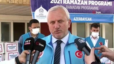 gaziler -  - Türkiye'nin Bakü Büyükelçiliğinden Ahıska Türklerine Ramazan paketi - Azerbaycan'da yaşayan Ahıska Türklerine gıda paketi dağıtıldı
