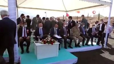 Ulaştırma ve Altyapı Bakanı Adil Karaismailoğlu, Hasankeyf-2 Köprüsü Açılış Töreni'ne katıldı.