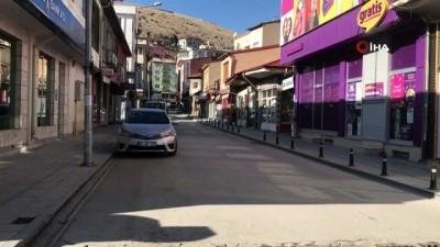Bayburt'ta kısıtlama sessizliği
