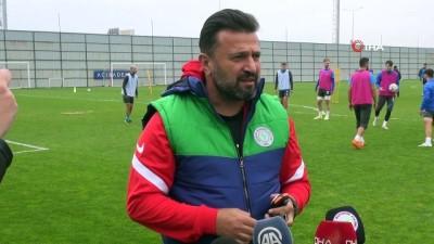 "Bülent Uygun: ""Hangisi hazırsa o oynayacak"""