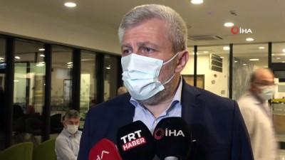 Bursa İl Sağlık Müdürü Fevzi Yavuzyılmaz: 'Bursa genelinde 730 bin dozu aşkın aşılama yaptık'