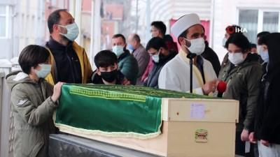 - İş kazasında yaşamını yitiren vatandaş son yolculuğuna uğurlandı