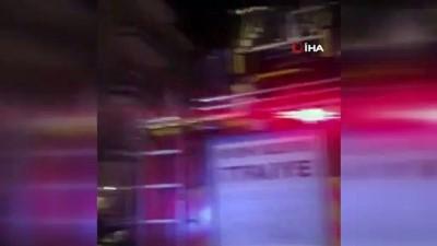 uttu -  Nevşehir'de çatı yangını korkuttu