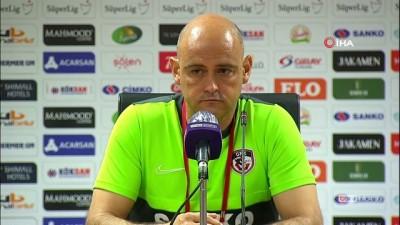Rui Mota: 'Son dakikalarda galibiyeti kaçırdık'
