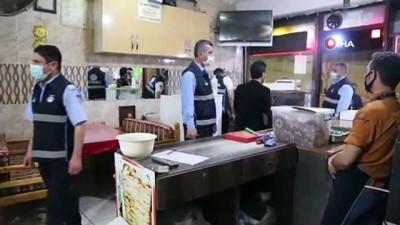 Şanlıurfa'da kebapçılar denetlendi