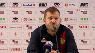 Yasin Söğüt: 'Önümüzde ki 3 maçı en iyi şekilde geçirmek istiyoruz'