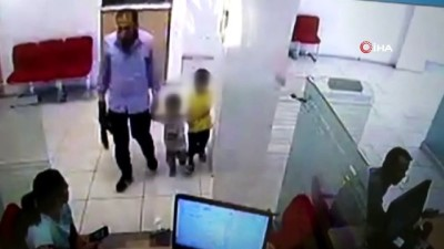 Baba çocuklarını böyle darp etti... Velayet davalarını kazanan anne koruma ve gizlilik kararı aldırdı