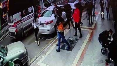 Cadde ortasında iki vatandaşı silahla yaralayan şahıs adliyeye sevk edildi