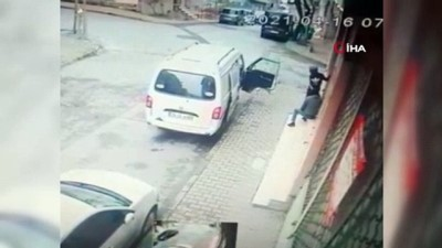 hirsiz -  Dükkanını soymaya çalışan hırsızları son anda fark etti