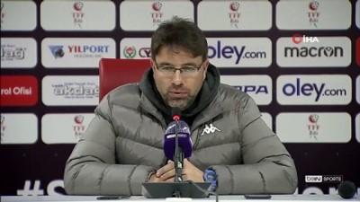 """Fazlı Tan: """"Bu sezonun en kötü futbolunu oynadık"""""""