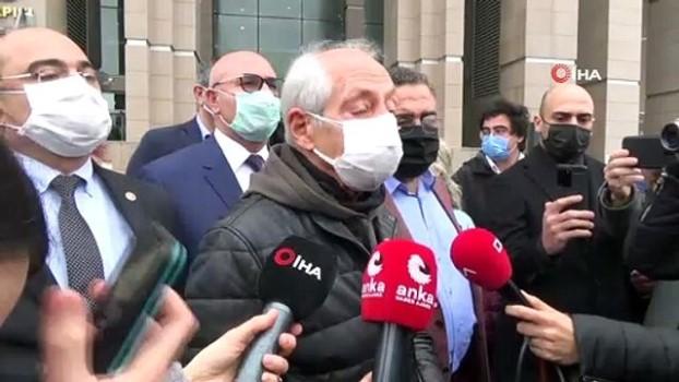 cumhurbaskani -  Genco Erkal 'Cumhurbaşkanına hakaret' soruşturması kapsamında ifade verdi