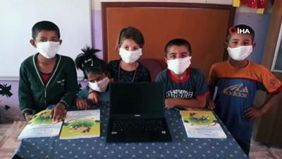 ilkokul ogrencisi -  İhtiyaç sahibi 125 çocuğa 6 milyon TL'lik özel eğitim bursu verilecek