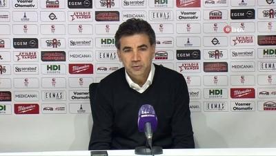 Osman Özköylü'den 4-1'lik galibiyetin yorumu
