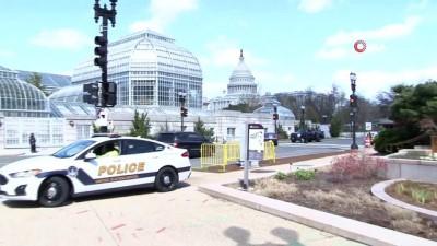 guvenlik gucleri -  ABD'de Kongre Binası önünde saldırı: Saldırgan ile bir polis memuru öldü