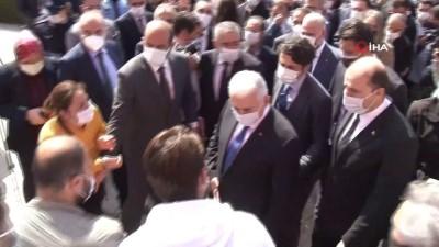 milletvekili -  Binalı Yıldırım: 'Hedefimiz; İzmir'de yerel hizmeti AK Parti hizmetiyle buluşturmak olacak'