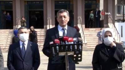 yuz yuze -  Milli Eğitim Bakanı Selçuk: 'Önceliğimiz yüz yüze eğitim'