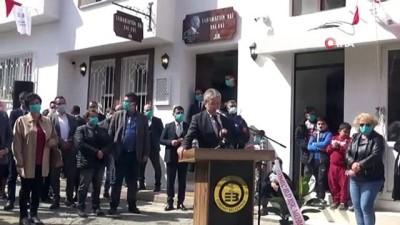 'Sabahattin Ali Anı Evi' törenle açıldı