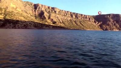 Siirt'te Alkumru, HES ile Çetin Barajı ve HES tesisleri işletmeye açıldı: Piknikçilere uyarı geldi