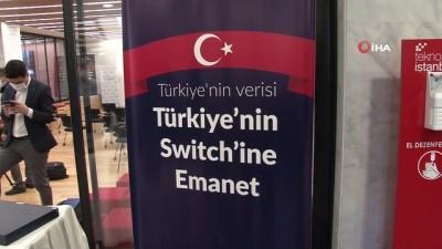 isbirligi protokolu -  Türkiye'nin verisi Türkiye'nin Switch'ine emanet