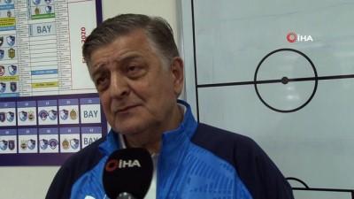 Yılmaz Vural: 'Değil Konyaspor, Real Madrid gelse yine kazanmamız lazım'