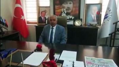 Başkan Keskin: 'Daha çok partime zarar gelmesin diye istifa ettim'