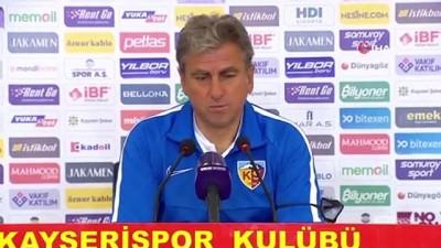 """Hamza Hamzaoğlu: """"Kazanmamız gereken bir maçtı'"""