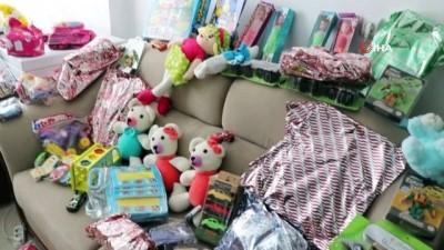 Kemoterapi gören çocuklar için oyuncak kampanyası