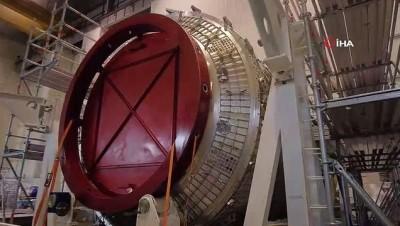 uzay istasyonu -  - Rusya kendi uzay istasyonunu kuruyor