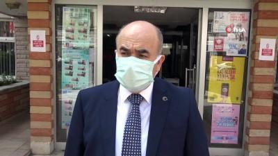 Samsun Valisi Zülkif Dağlı: 'Terme'de vaka sayısı 100 binde binli rakamlara ulaştı'